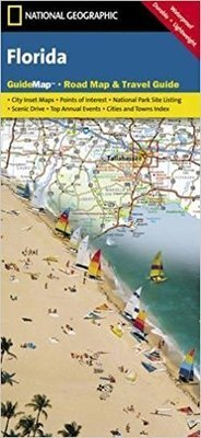 National Geographic Map Florida