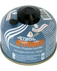 Jetboil JetPower Fuel 3.5 oz/100 g -Camping Stove Fuel