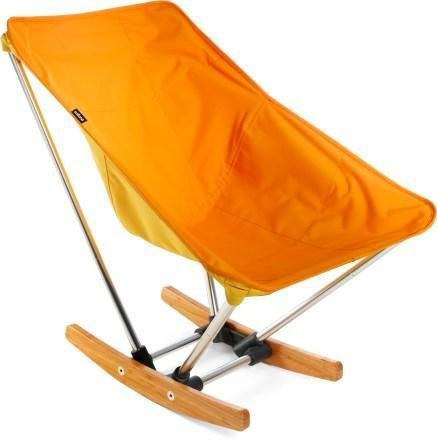 Evrgrn Campfire Rocker Sunset Waves/Tangerine