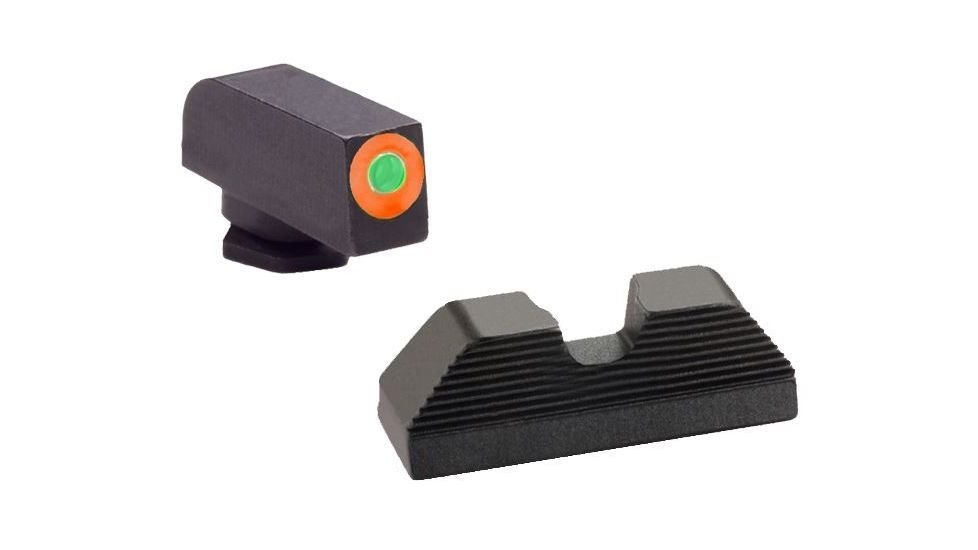 AmeriGlo Tritium Sights for Glock 19