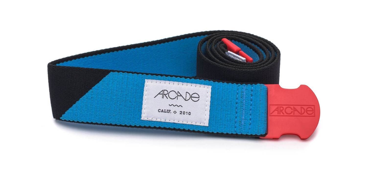Arcade Cornerstone Belt 1700-21 Blue Multi
