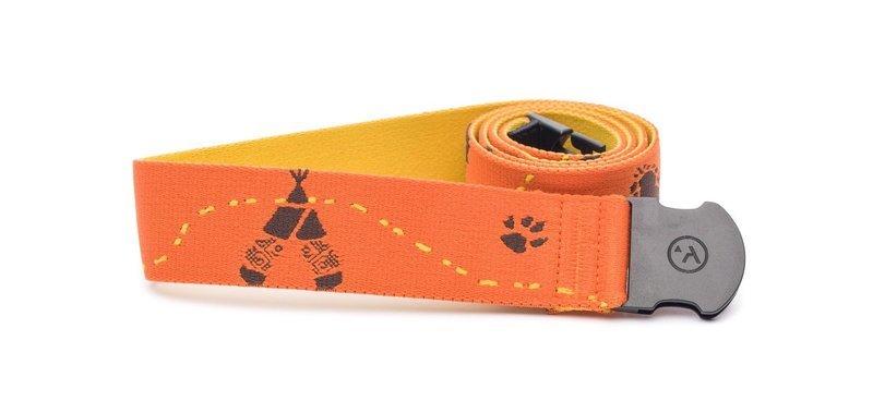 Arcade Belt The Adventureland Orange