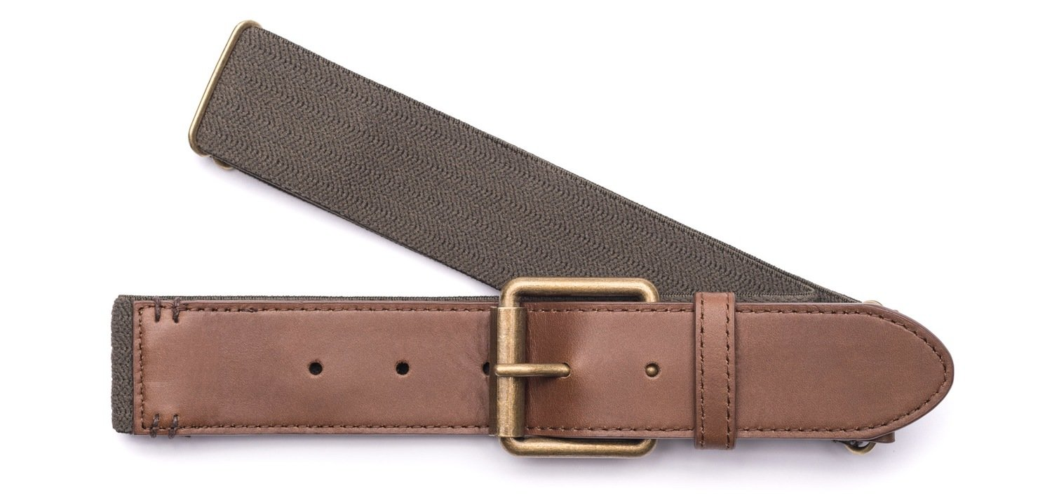 Arcade Belts The Crawford Olive Green