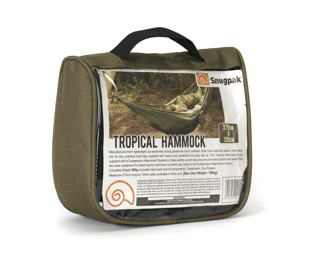 Snugpak - Tropical Hammock Olive