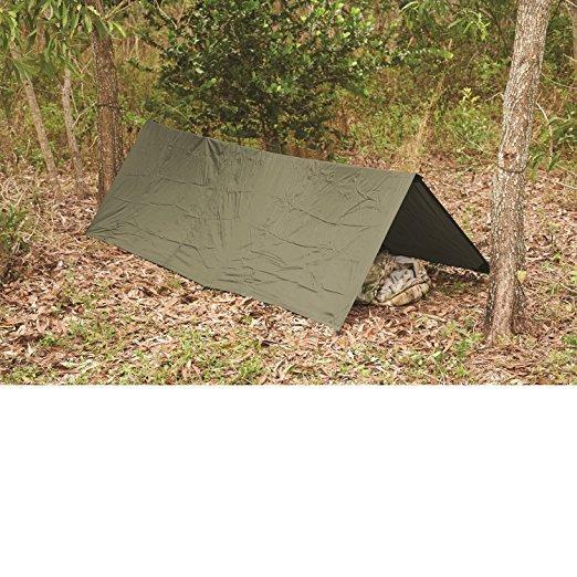 Snugpak Stasha Tarp Shelter Olive