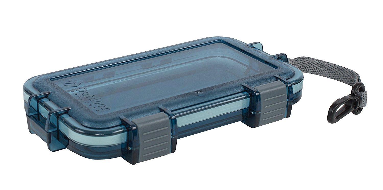 Outdoor Medium Watertight Dry Box Case Blue