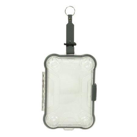 Outdoor Medium Watertight Dry Box Case Clear