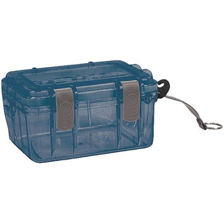 Outdoor Small Watertight Dry Box Blue