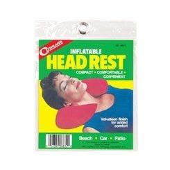 Coghlan'S Inflatable pillow headrest Multiple colors