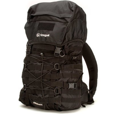 Snugpak Endurance Pack Black 40L
