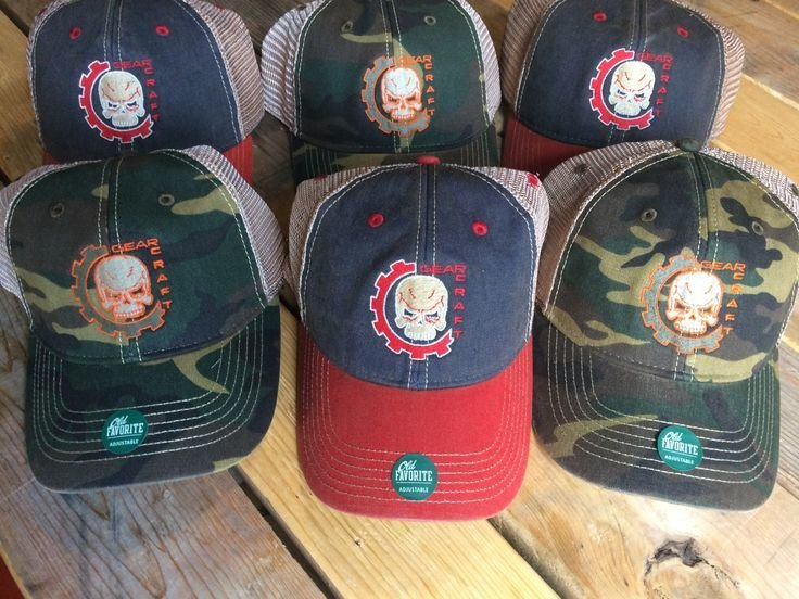 Gear Craft Trucker Hats