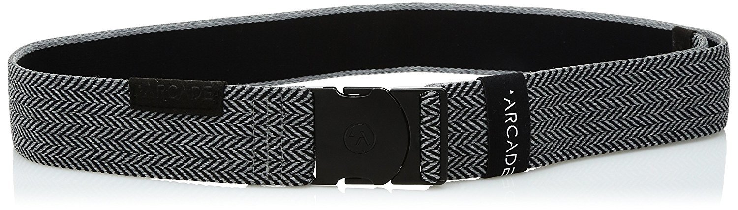 Arcade The Hemingway Belt -1222-41-teal-grey