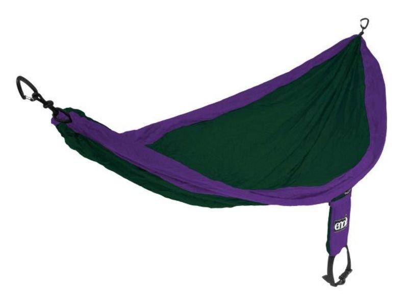 Eno DoubleNest Hammock Purple/Forest
