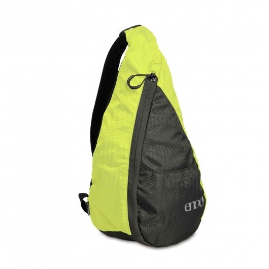 Eno Possum Pocket Bag Lime/blk