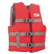 Life Jacket PFD Red