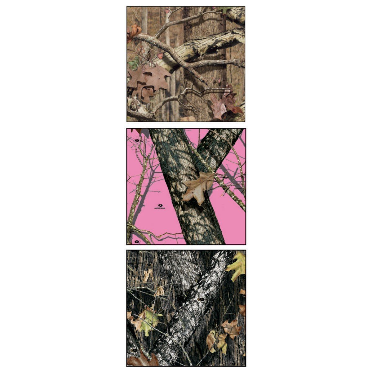 Mossy Oak Gift Boxes Green Camo 3 pack