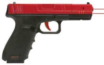 Next Level Training SIRT PRF TRNR PSTL RED W/RED LS (Glock)