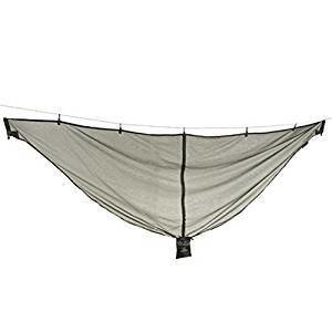Yukon  Outfitters No Fly Zone Hammock Bug Net (Black)