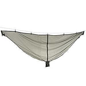 Yukon  Outfitters No Fly Zone Hammock Bug Net (Black)