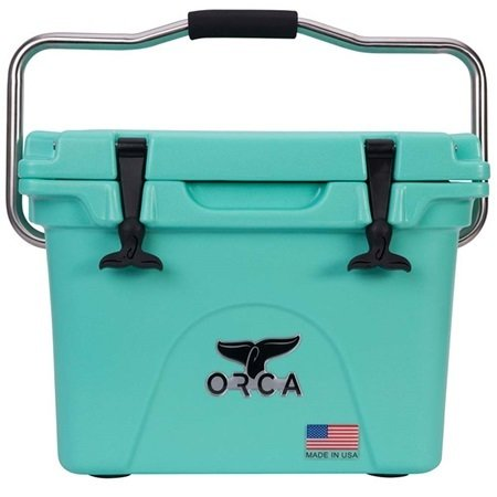 Orca 20 Qt Cooler Tiffany Blue
