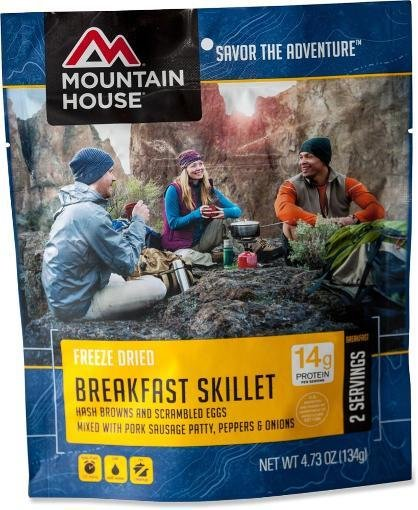 Mountain House Breakfast Skillet Meal Pouch