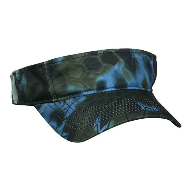 Kryptic Neptune Visor (Blue)