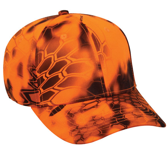 Kryptik Inferno Visor (Orange)