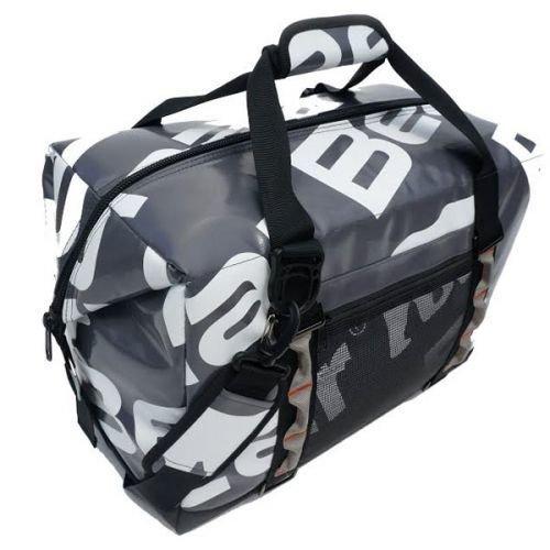 Polar Bear H20  Waterproof Backpack Cooler 24 Pack  Charcoal