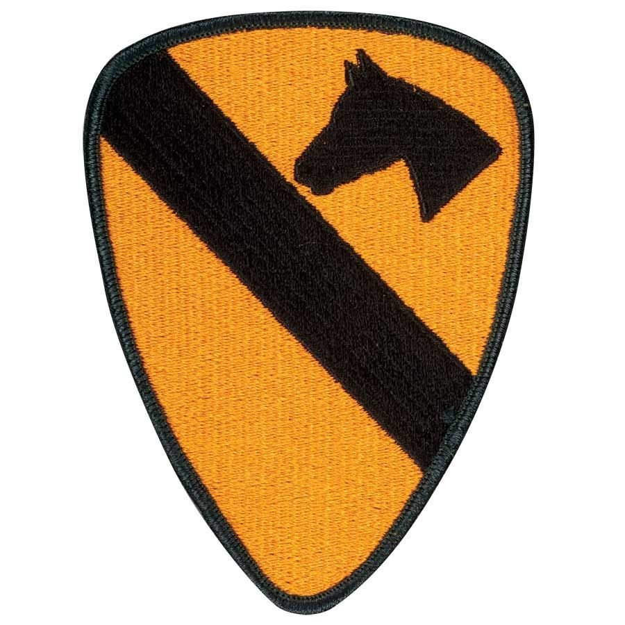 Rothco First Calvary Patch