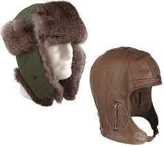 Rothco Fur Flyer Hat Olive