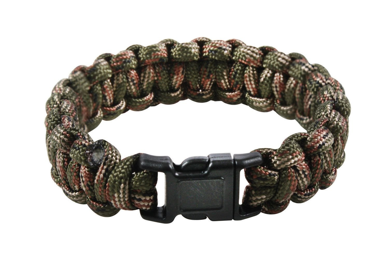 Rothco Multi-Colored Paracord Bracelet 9 Inch 933