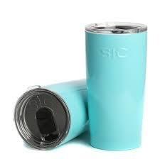 SIC Cups Seafoam Blue