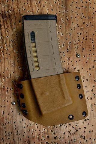 Gear Craft SINGLE AR-15 OR AK-47 MAGAZINE HOLSTER