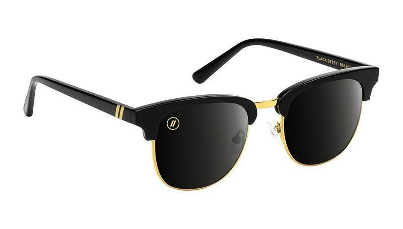 Blenders Eyewear Cardiff Black Betsy Polarized
