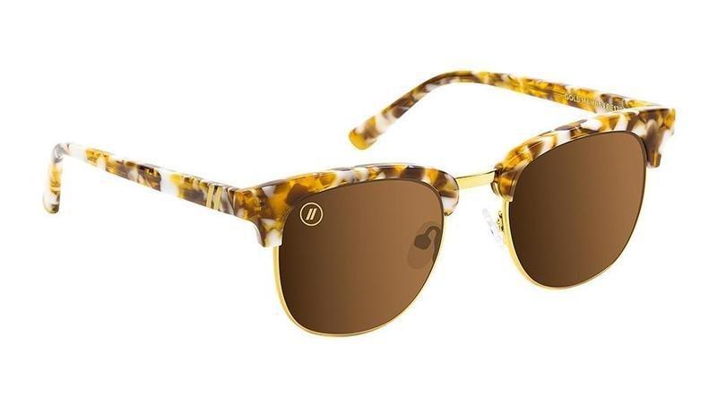 Blenders Eyewear Cardiff Gold Mamba Polarized