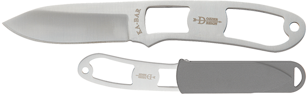 Ka Bar 4073BP Dozier Skeleton Knife
