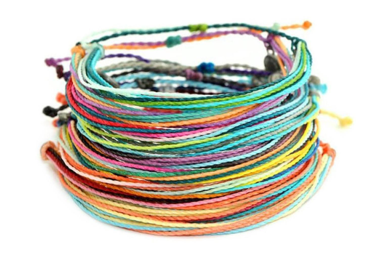Pura Vida Muli Color Muted Original Bracelet