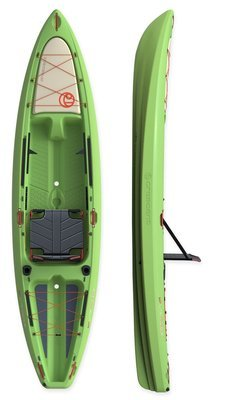 """Crescent Kayaks Light Tackle 12'4"""" **** Store pickup only No Shipping ****"""