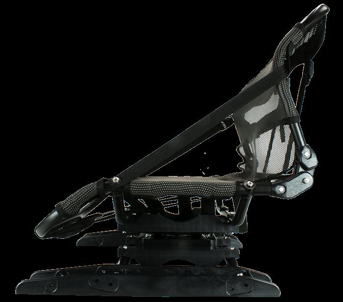 NuCanoe Flint 360 Deg Seat Hardware