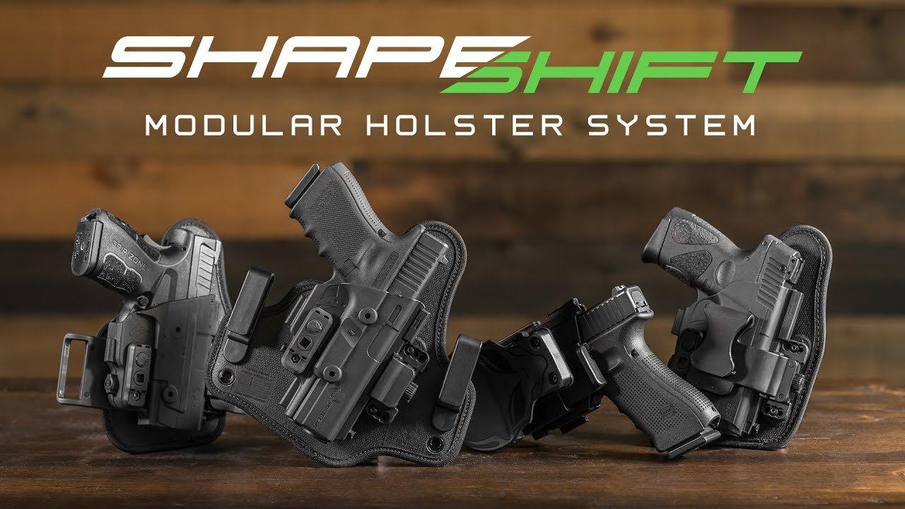 Alien Gear Shape Shifter Modular Holster System S&W M&P SHIELD 9MM