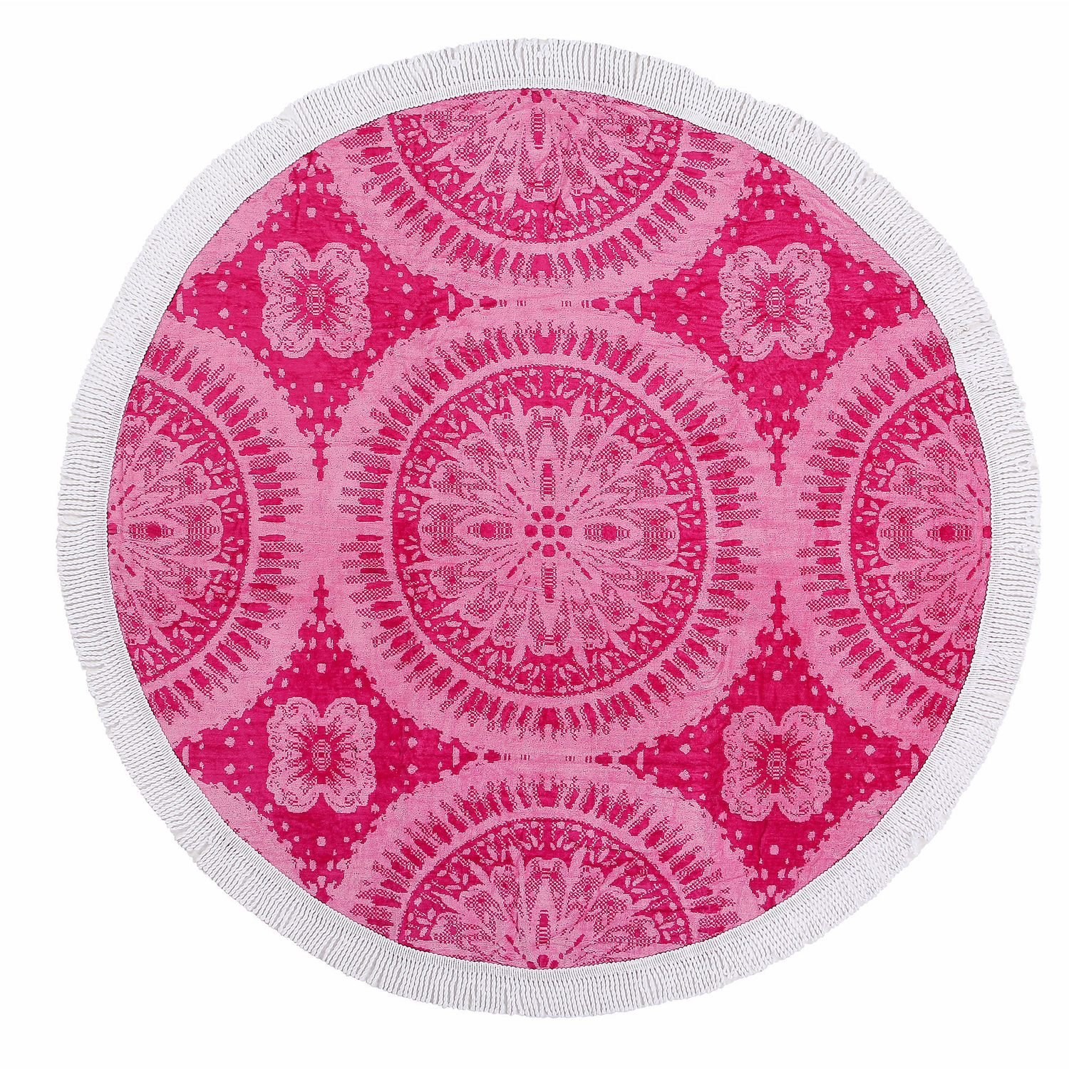 "53"" Round Beach Towel"