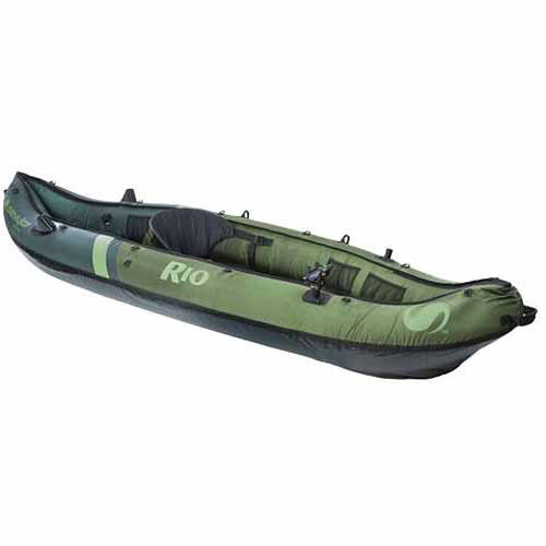 Sevylor Rio Fishing Inflatable Canoe