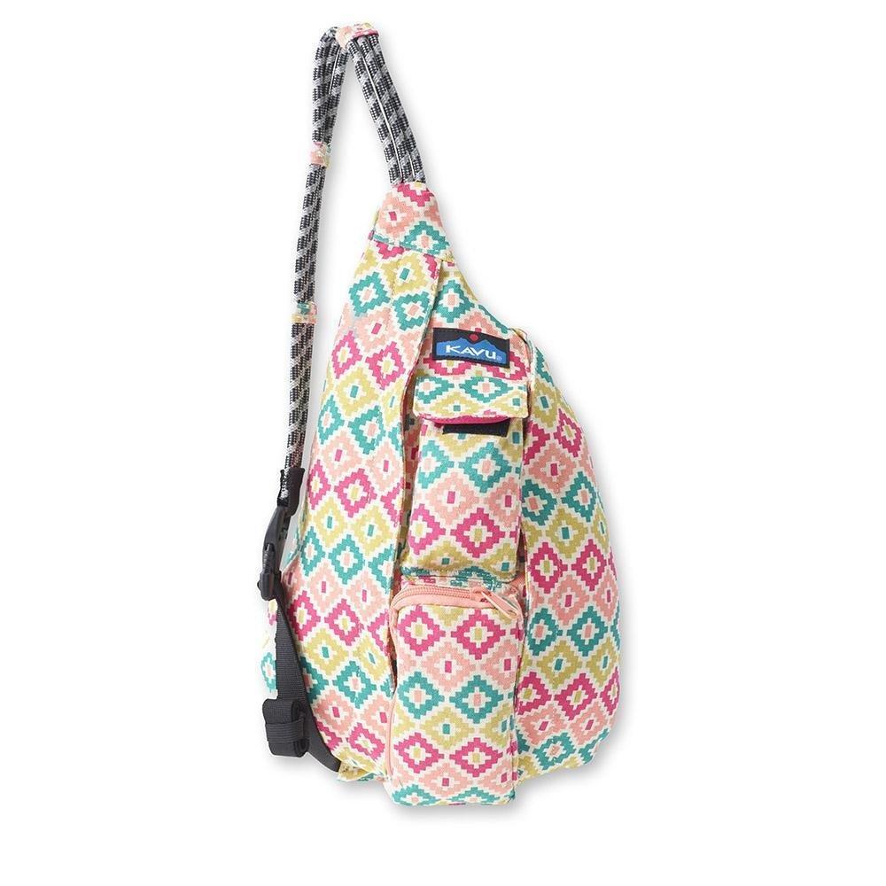 Kavu Mini Rope Bag  Spring Montage