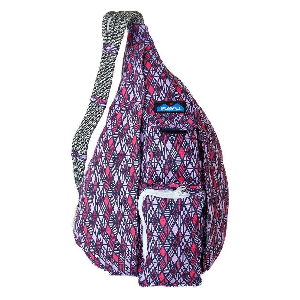 Kavu Rope Bag Diamonds