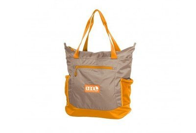 Eno Relay Tote Khaki/Orange