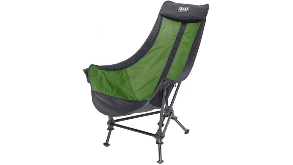 Eno Lounger DL Chair Lime/Charcoal