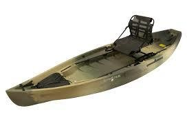 NuCanoe Frontier 12 Army **** Store pickup only No Shipping ****