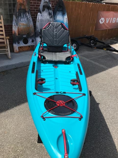 "Crescent Kayaks  Ultra Light 10'2""Aqua  Blue **** Store pickup only No Shipping ****"