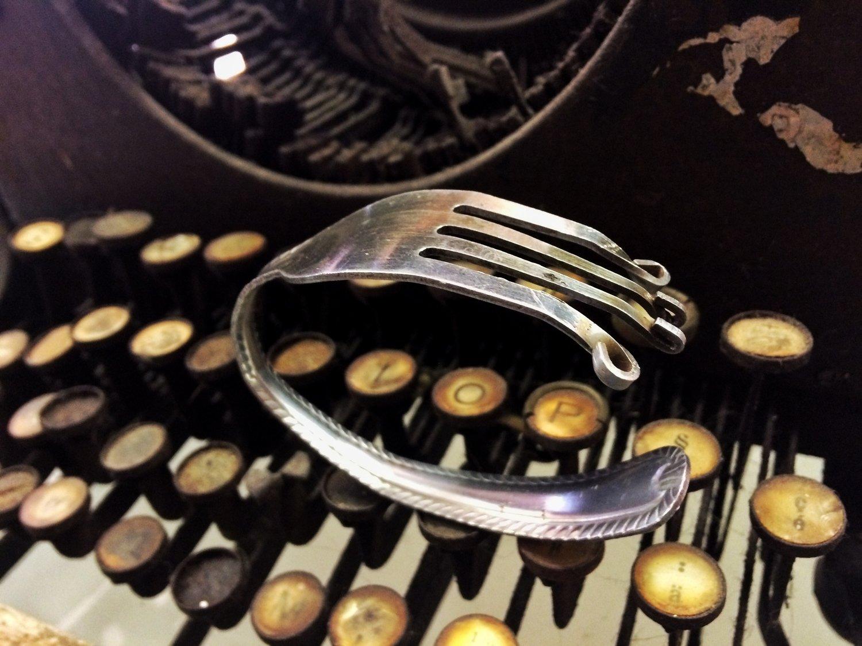 Mind Bender Fork Bracelet