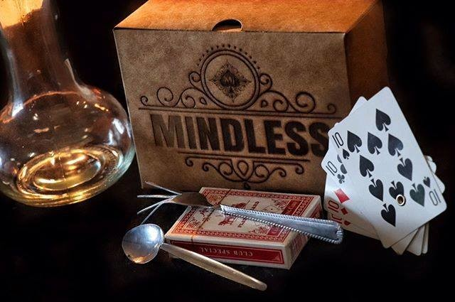 Mindless - The Ultimate Beginners Course In Magic.